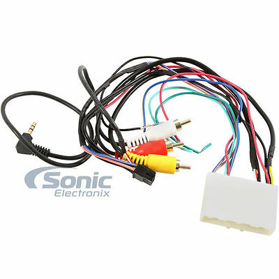 Axxess AX-NIS40SWC-6V Nissan Maxima w//o amp 2016-up Pre-Wired ASWC-1 Harness AXXESS MOBILITY