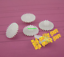 2 pcs 38082B Double-ring gear Reducer gears 0.5 modulo Φ20mm 38//8 teeth