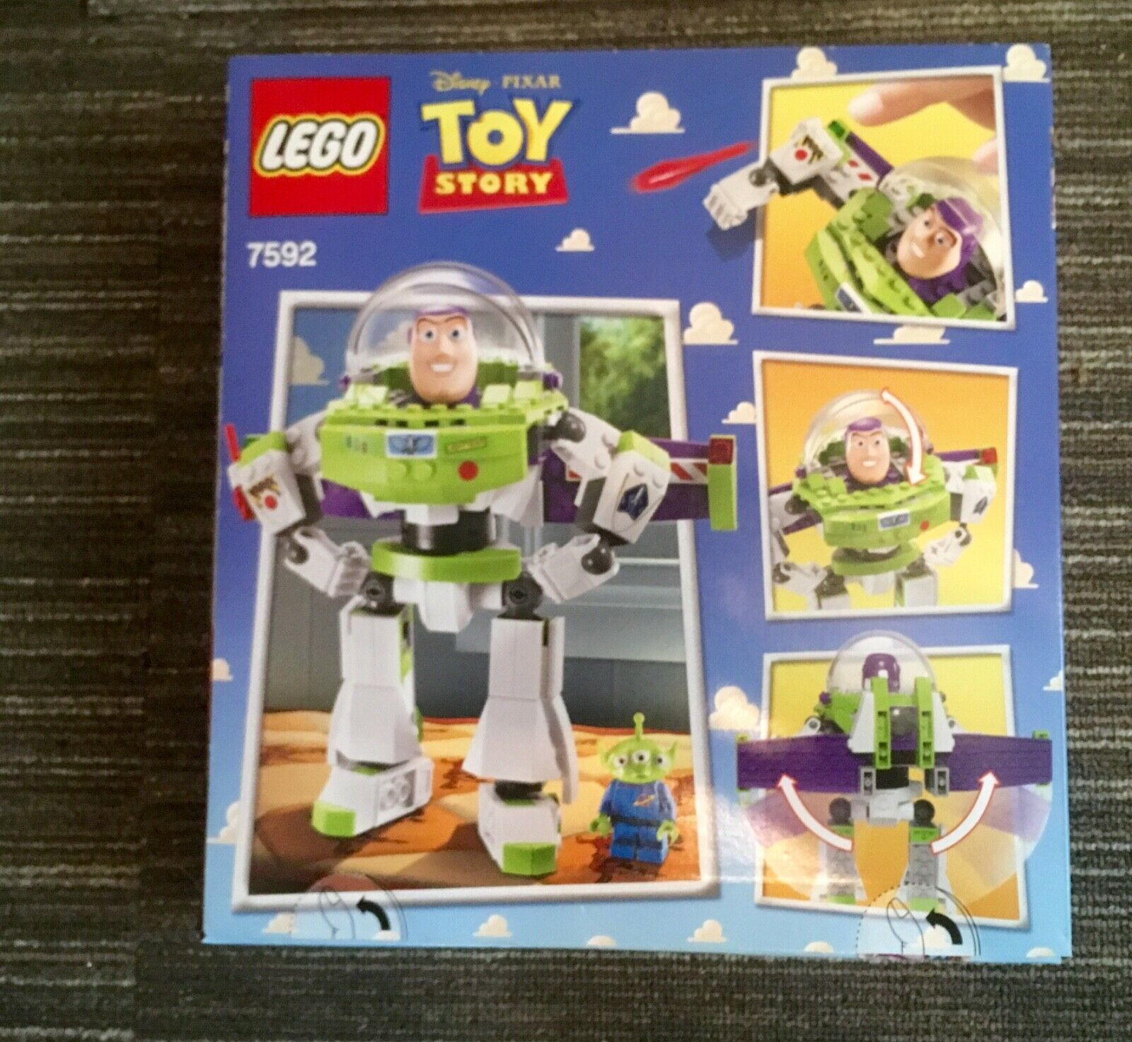 LEGO Toy Story 7592 Construct-a-Buzz Brand new sealed