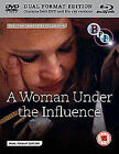 A Woman Under The Influence (Blu-ray and DVD Combo, 2012, 2-Disc Set)