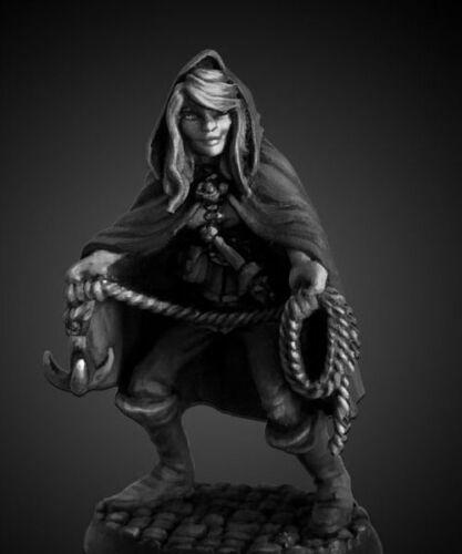 BONES REAPER figurine miniature d/&d voleur female 44009 1 x DASCHELLE ROGUE