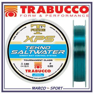 MONOFILO PESCA SUPER ISO 300 MT TRABUCCO 0,70 MM T FORCE MULINELLO MARE TRAINA