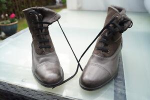 Das Bild wird geladen MARIPE-Damen-Winter-Schuhe-Boots-Stiefel -Stiefeletten-gefuettert- 1fa24f6993