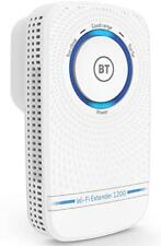BT Wi-Fi Extender 1200 with 11ac 1200 Dual-Band Wi-Fi - 080462