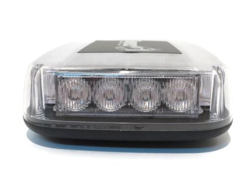 Snow Plow Blade Truck Amber LED LIGHTBAR /& BLADE MARKERS GUIDES Emergency Light