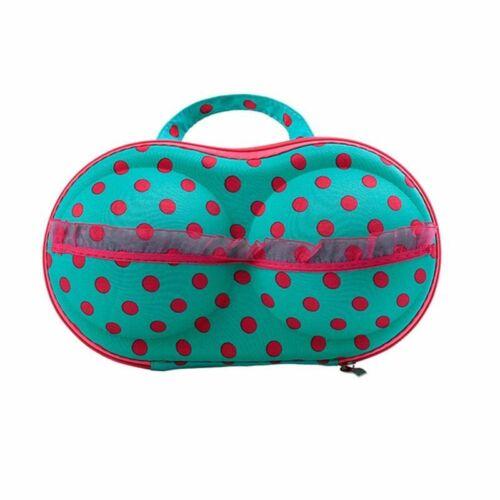Women Bra Bag Portable Underwear Storage Box Travel Luggage Organizer Case