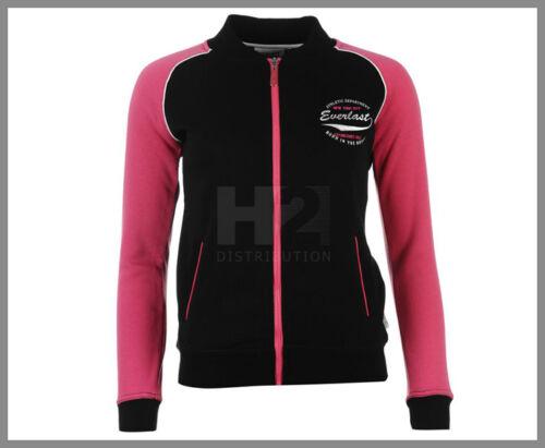 EVERLAST Femmes Sweatshirt Loisirs Shirt USA BB XS-XL h2