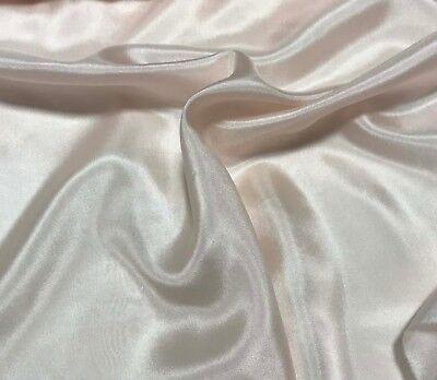 DUSTY PINK China Silk HABOTAI Fabric