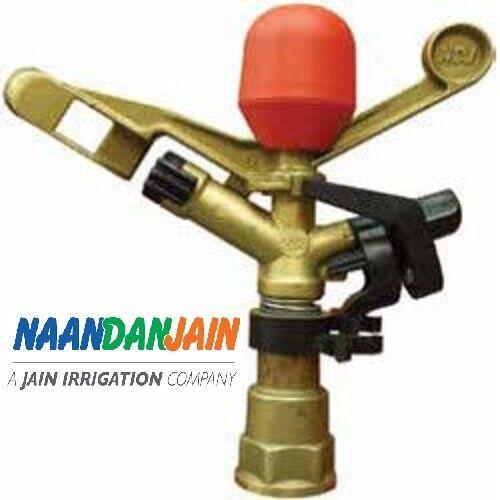 Naan 233 PC Metal Part Circle Impact Irrigation Adjustable Irristand Sprinkler