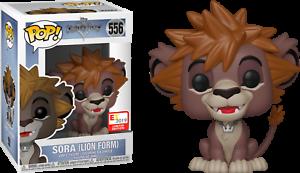 Pop Lion Form Kingdom Hearts 2019 E3 Convention Sora Vinyl Figure