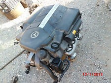 (2003-2006) Mercedes-Benz W220 S430 S-430 ENGINE MOTOR 94K MILE RUNS SMOOOOTH