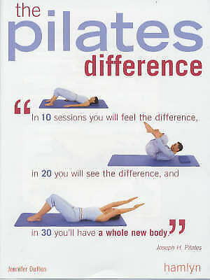 1 of 1 - The Pilates Difference, Dufton, Jennifer, New Book