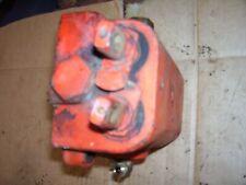 Vintage Ji Case 800 Standard Diesel Tractor Case O Matic Trans Valve 1958