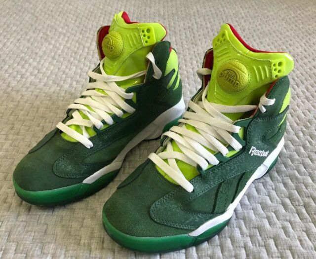high quality materials best value various kinds of Reebok Pump Shaq Attaq Ghost Christmas Present Mens Size 8 BASKETBALL  SNEAKERS