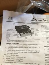 "MMF Advantage 18/""  Manual Cash Drawer  ADV1M16104"