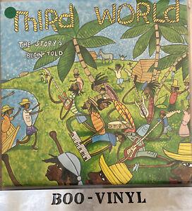 Third World - The Story's Been Told - Vinyl LP Reggae NM / NM CON NICE COPY