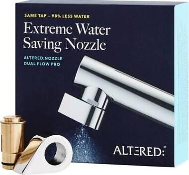 Altered Nozzle Single Dual Flow Pro faucet tap attachment