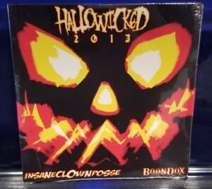 Insane-Clown-Posse-Halloween-Head-Hallowicked-2013-CD-SEALED-rare-Boondox