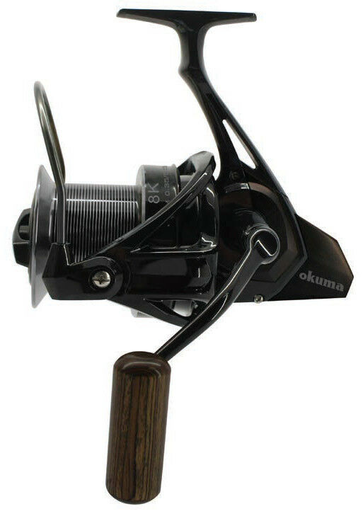 Okuma NEW 8K Big Pit Carp Fishing Reel - 57739