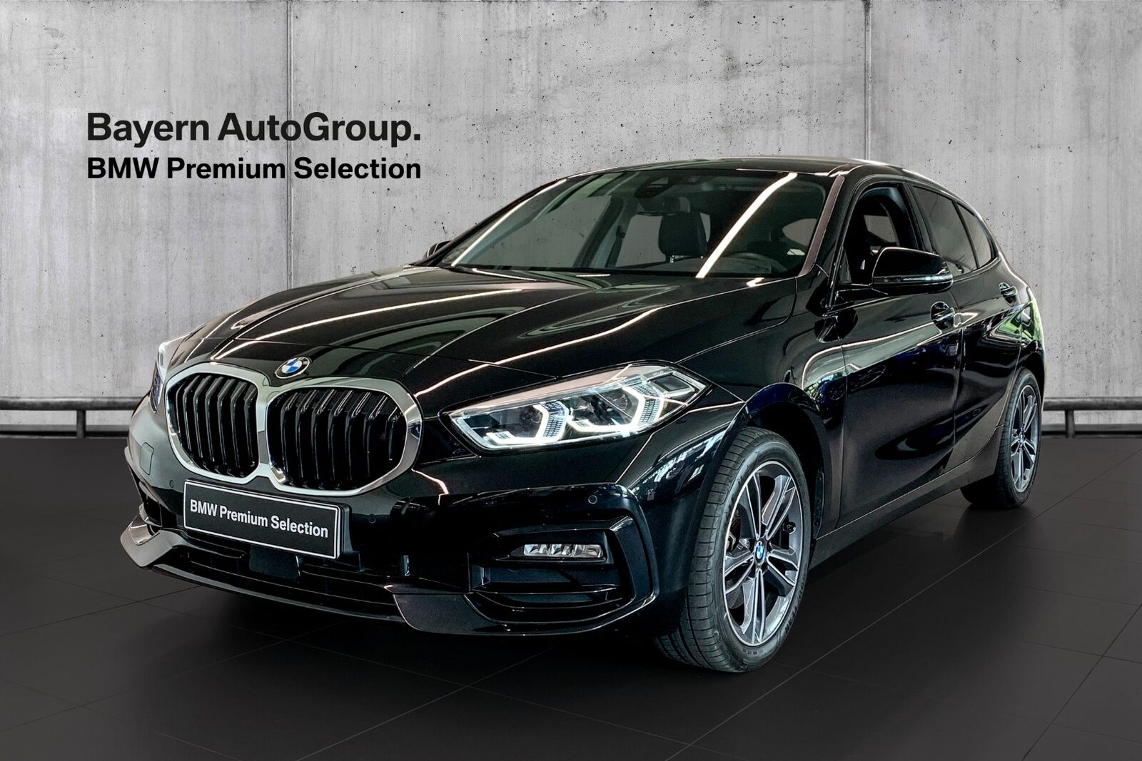 BMW 116d 1,5 Sport Line aut. 5d