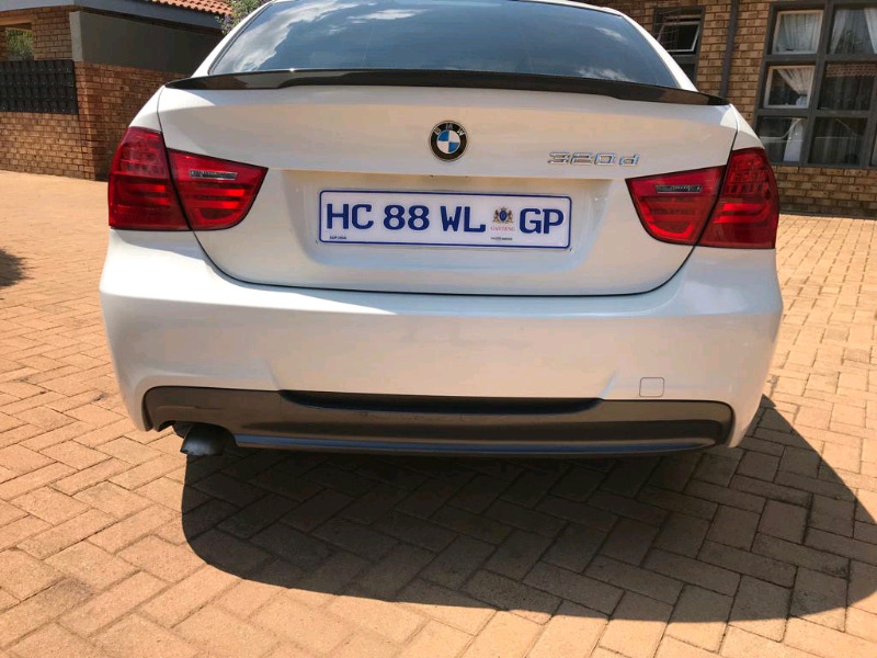 BMW E90 Pstyle Carbon Boot Spoiler | Centurion | Gumtree Classifieds South  Africa | 425535234