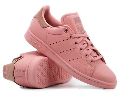 ADIDAS STAN SMITH W Sneaker Damen Damenschuhe Schuhe Leder Rosa BZ0469 | eBay