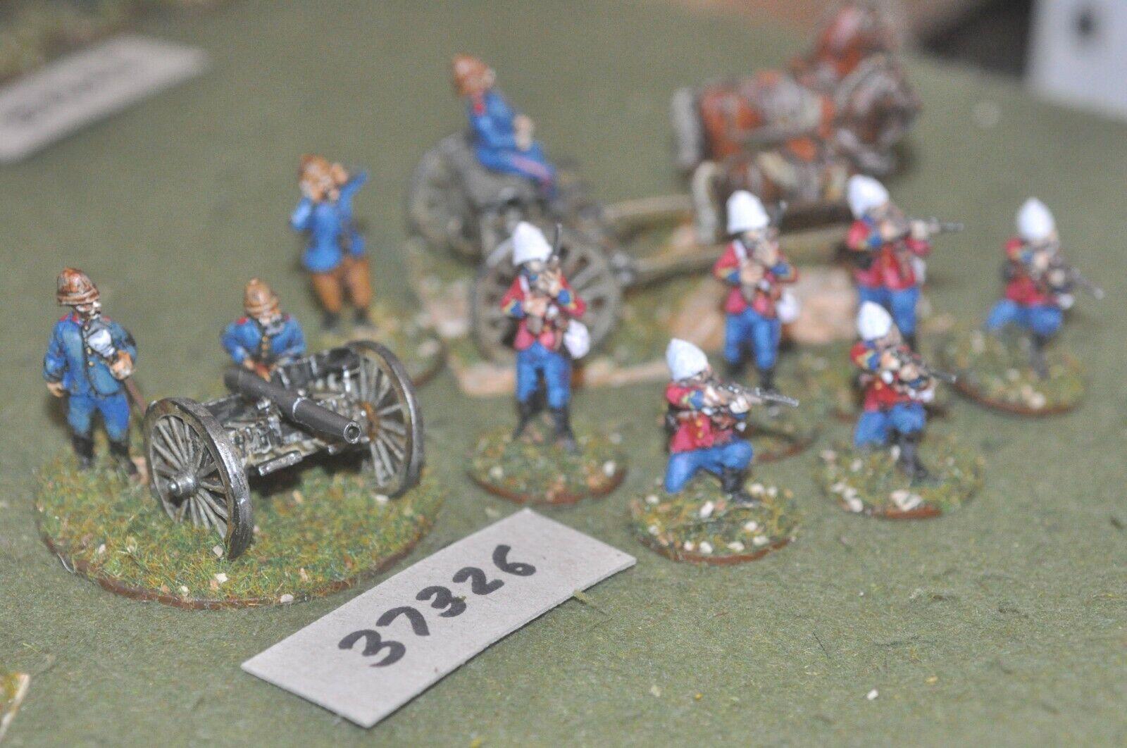 25mm Colonial grupo de batalla guerras británicas-Zulu (como la foto) - INF (37326)