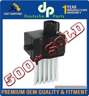 OE 64116923204 Blower Motor Resistor Final Stage Unit FSU for BMW E46 E39 X3 E53