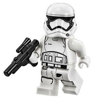 Lego Star Wars Minifigure Exc Con First Order Stormtrooper 75139