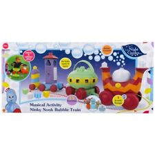 In the Night Garden Ninky Nonk Train Set Jouet Jeu ROLL-le long coloré Fun