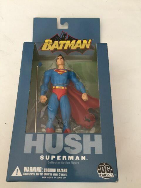 Dc Direct Batman Hush Series 2 Superman Action Figure For Sale Online Ebay