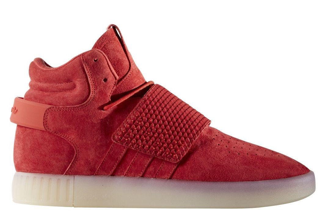 les hommes d'adidas bb5039 - formation envahisseur tubulaire bb5039 d'adidas marche chaussures rouges 6d9db1