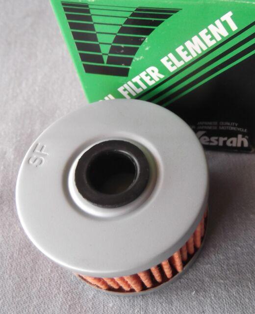 Top Quality Vesrah Oil Filter SF1005 Suzuki DR-Z110 Made in Japan 178030
