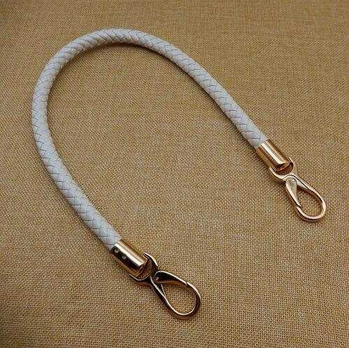 1,5cm Leder Trageriemen Schultergurt Riemen Schulterriemen Tasche Griff Strap