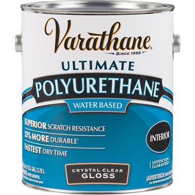 1 Gal Varathane Water Based Clear Gloss Interior Wood