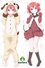 Anime Dakimakura pillow case yb009 Yuruyuri Akaza Akari