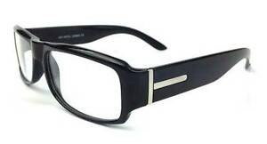 bbb1cbe46d Designer Fashion Style Clear Lenses Thick Frame Women Men Eyeglasses ...