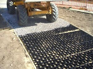 Dynogrid Ground Re-inforcement for Pathways/Car Parks
