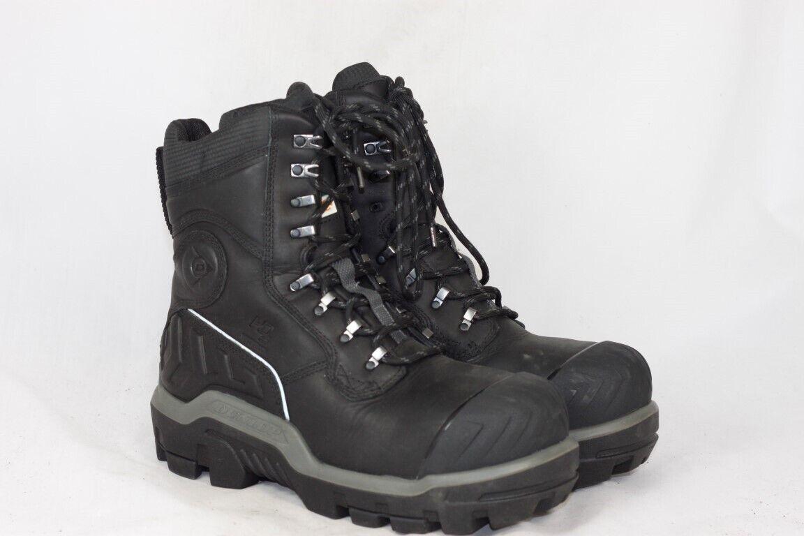 Dunlop 8  Ctcp impermeable de cuero para hombre botas de trabajo,   15000