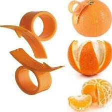 5pcs White Fruit Lemon Orange Opener Peeler Slicer Cutter Kitchen Tools SK