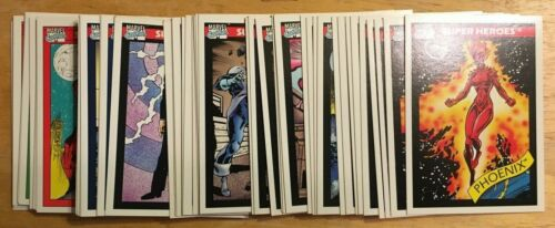 1990 Marvel Universe I Complete Your Set NM//M Condition Singles PICK 1