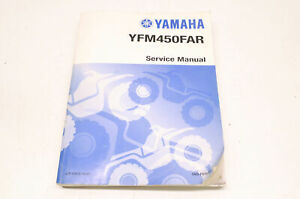 OEM-Yamaha-LIT-11616-16-01-YFM450FAR-S-Service-Manual