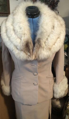 Vintage Lilli Ann Paris, San Francisco , Fox ?  fu