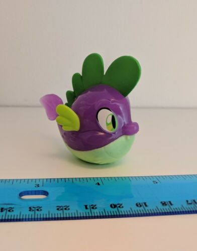 My Little Pony the Movie Spike as Pufferfish from Seaquestria Canterlot Playset