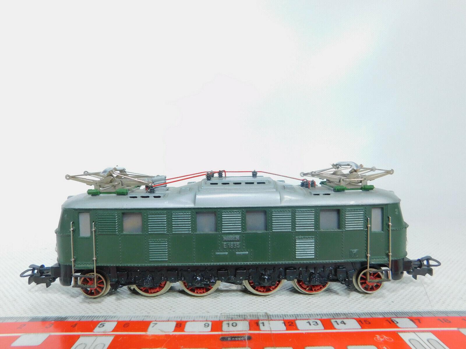 BY311-2    Märklin H0 AC 3024 Guss-E-Lok E-Lokomotive E 18 35 DB  | Zart  f7480f