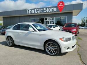 2013 BMW 1 Series 128i 6spd! NAVIGATION Leather Sunroof NO ACCIDENTS