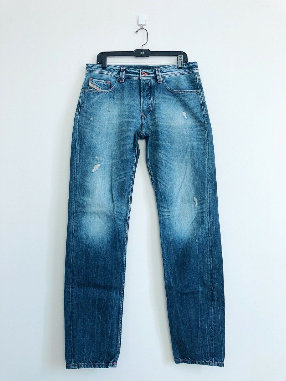 Diesel Men's Larkee-T Jeans, bluee, 32 x 34