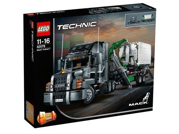LEGO ® 42078 Technic Mack  Anthem Truck Truck Truck LKV NEU & OVP 34c881