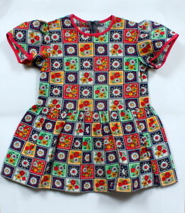 Robe-printaniere-vintage-3-ans