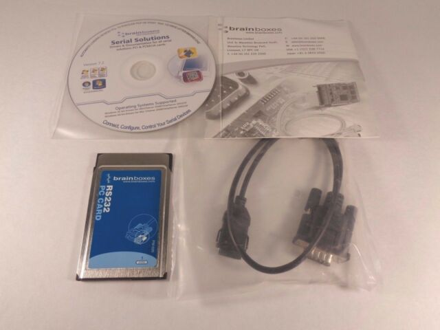 BrainBoxes PM PCMCIA Serial Adapter Driver
